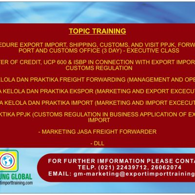 topic training